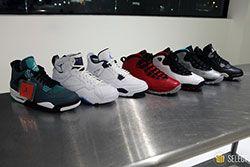 Sn Select Air Jordan Remastered 18 Gram