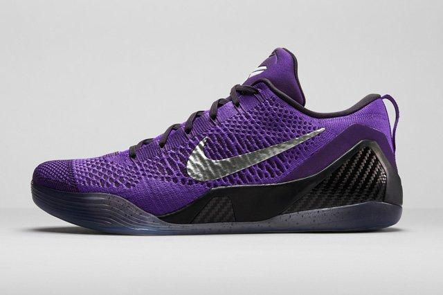 Nike Kobe Elite 9 Low New Colours 11