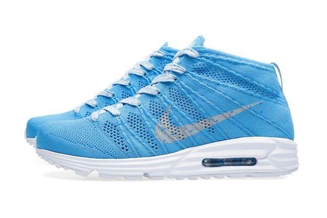 Nike Lunarmax Flyknit Chukka Nyc Bump 6
