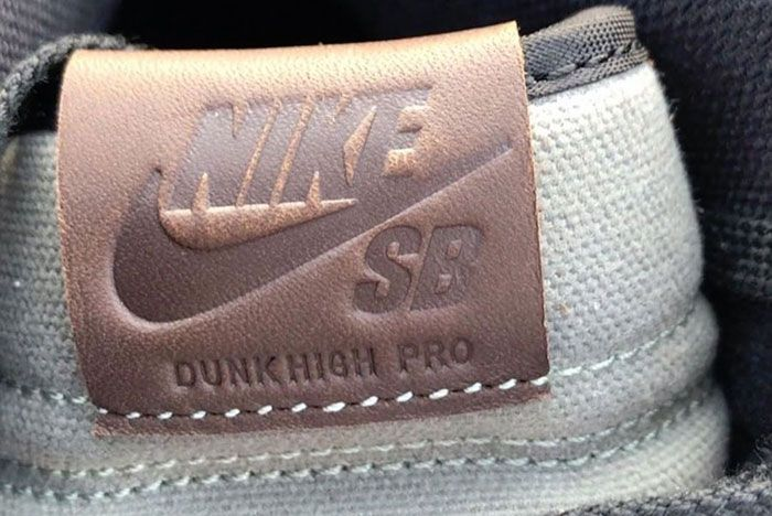 Nike Sb Dunk High Pro Baroque Brown Bq6826 201 Release Date 3 Tomngue