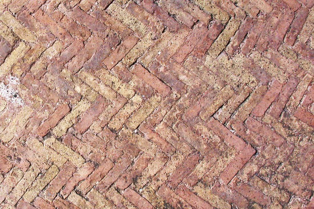 Road Material Matters Herringbone Sneakerhub Feature