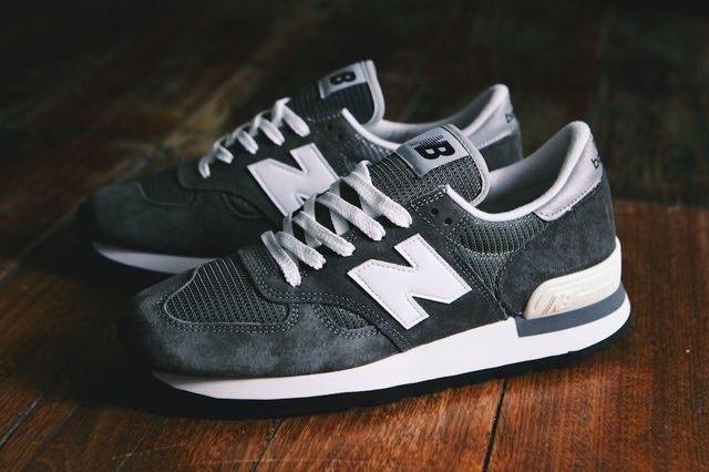 New Balance 990 Og Grey 6