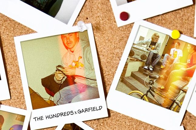 Garfield The Hundreds 14 1