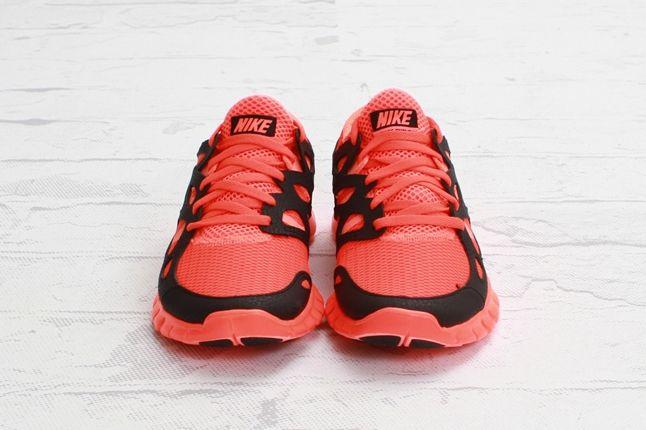 Nike Free Run2 Ext Ttlcrimson Brhtmango Toe Profile 1