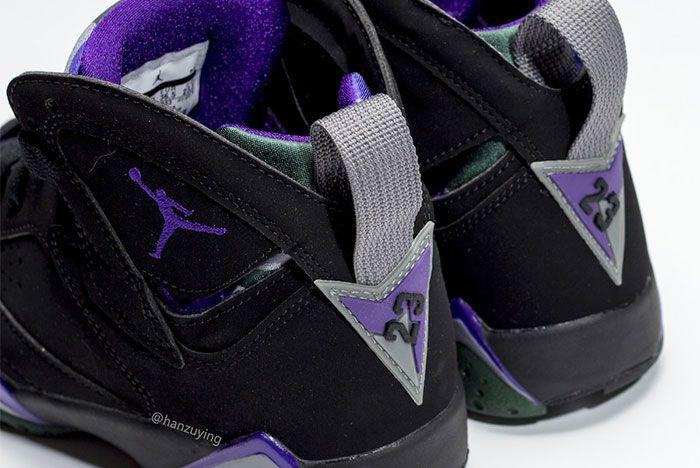 Air Jordan 7 Ray Allen Bucks Leaked 8