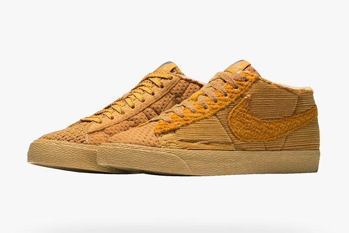 Cpfm Nike Blazer Quarter