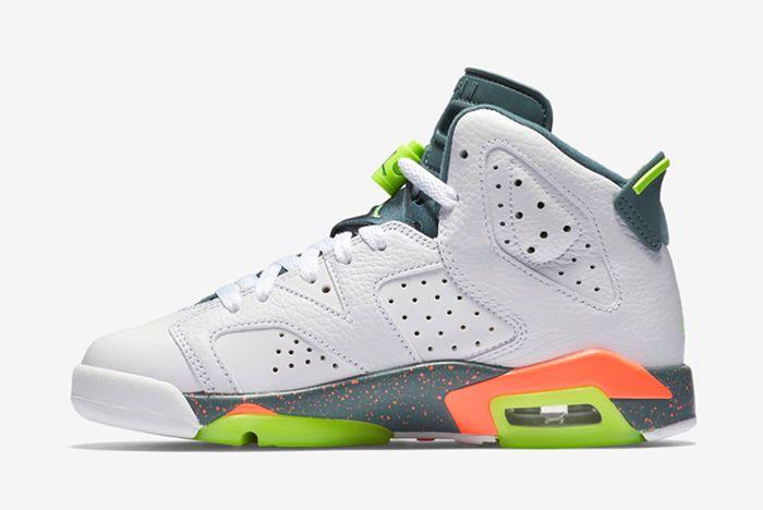 Air Jordan 6 Gs Hasta5