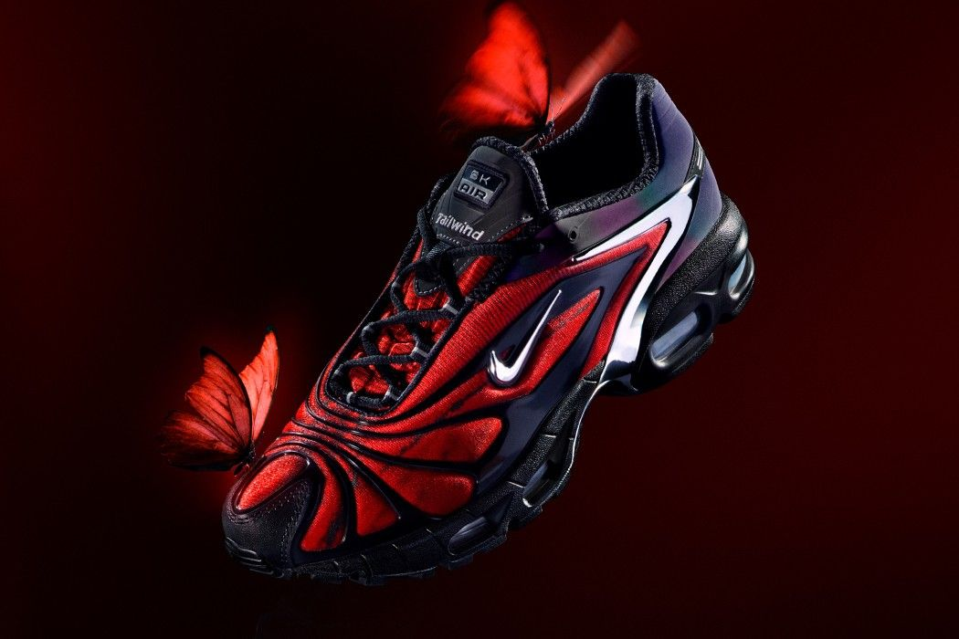 Nike Air Max Tailwind 5 Bloody Chrome