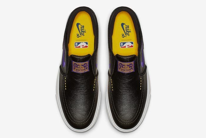 Nike Sb Nba Janoski La Lakers 6