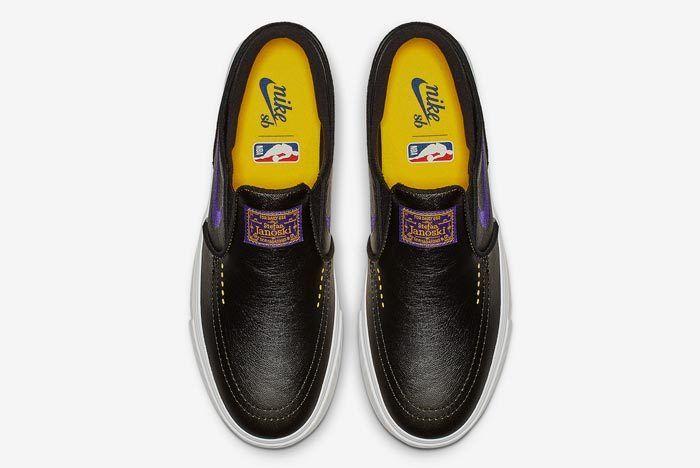 Nike Sb Nba Janoski La Lakers 6