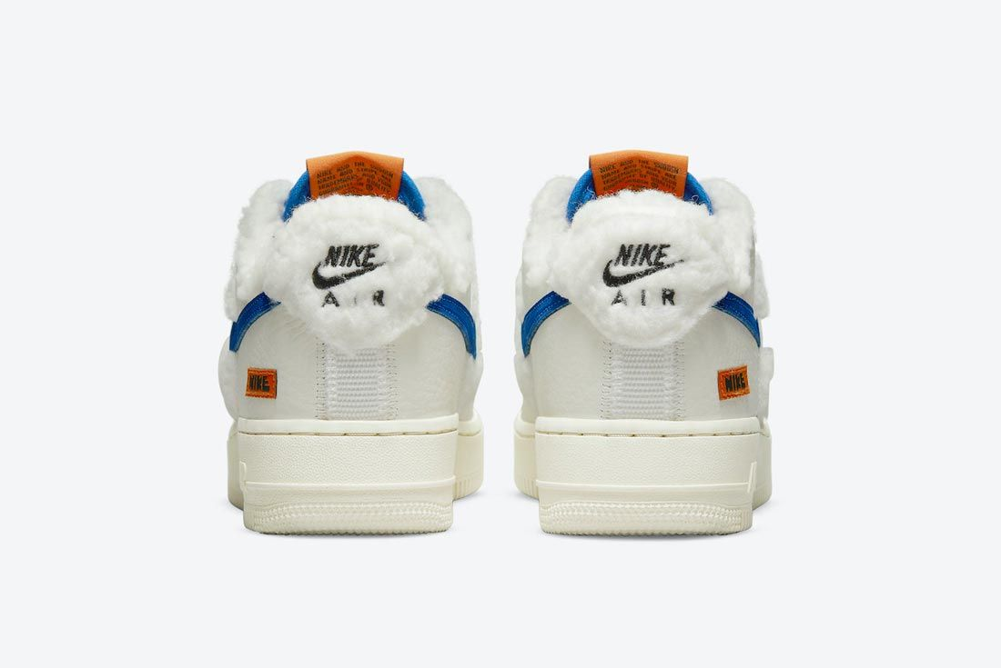 Nike Air Force 1 'Sherpa Fleece'