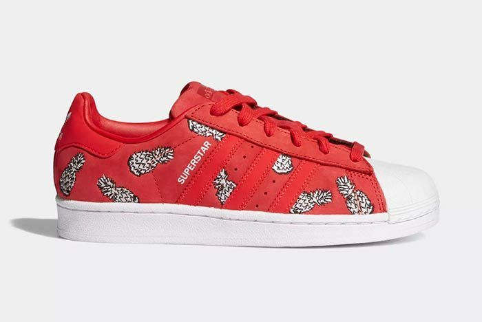 The Farm Company X Adidas Superstar 3