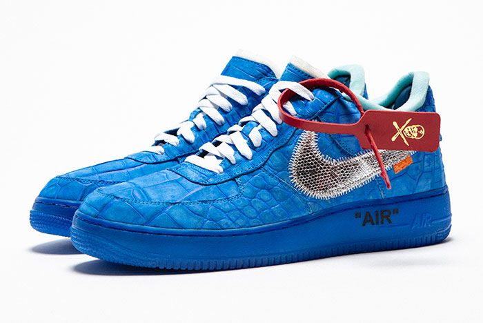 The Shoe Surgeon X Nike Air Force 1 Nipsey Side Full