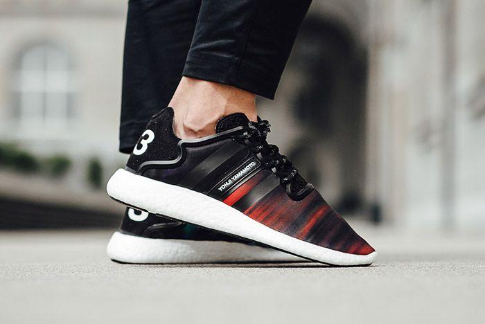 Adidas Y3 Yohji Yamamoto Boost Detaop 7