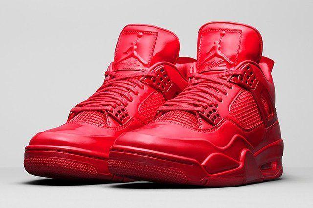 Air Jordan 11Lab4 University Red
