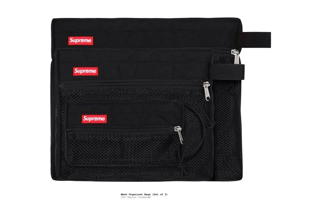 Supreme Ss15 Baggage Collection 3