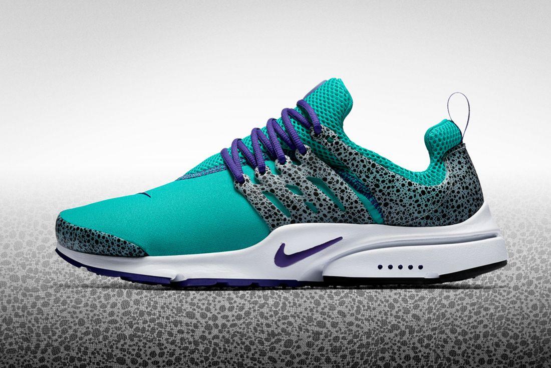 Nike Air Presto Safari Pack 1
