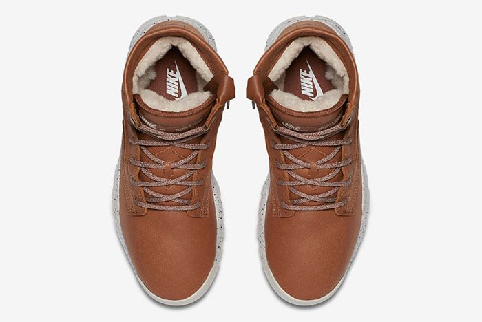 Nike Sfb Bomber 6 Inch Cognac Leather 6