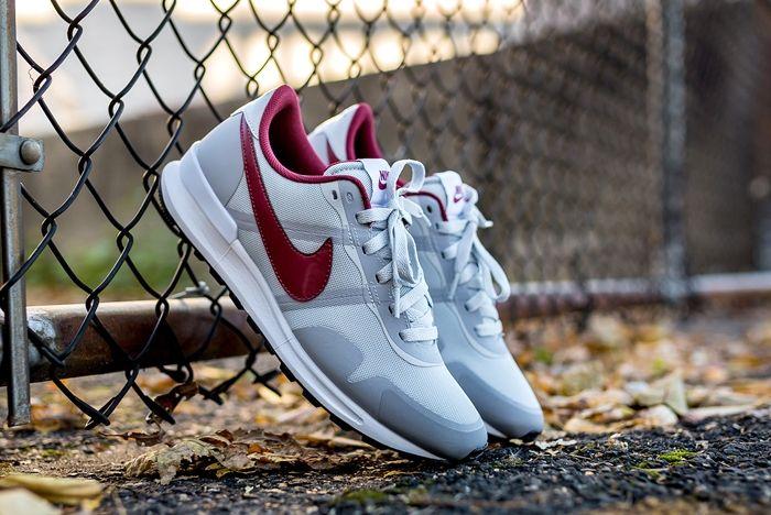 Nike Air Pegasus 83 30 Grey Red Packer 3