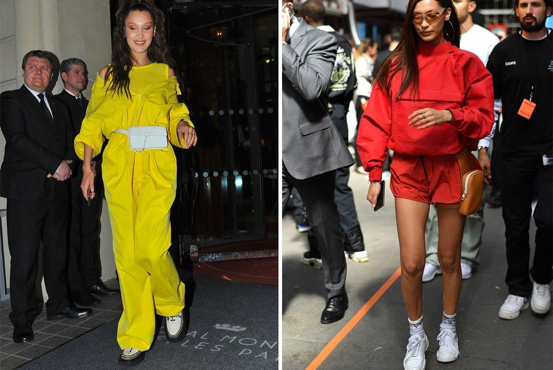Style Recap Sneaker Takeaways Paris Fashion Week Ss19 6
