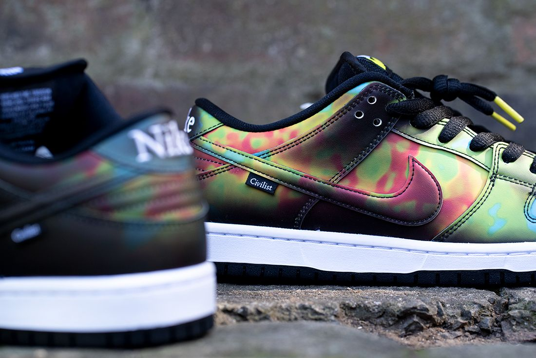 Civilist x Nike Dunk Low Lateral