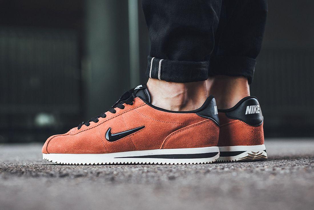 Nike Cortez Jewel Suede 4