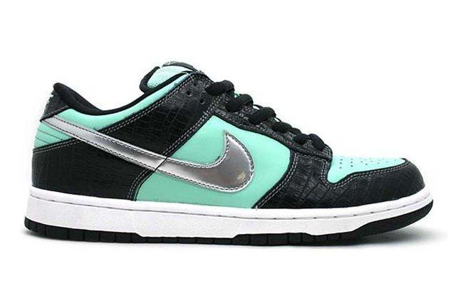 Nike Dunk Diamond Supply Co