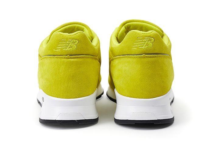 New Balance Pop Trading Company Nb1500 Electric Yellow Heels