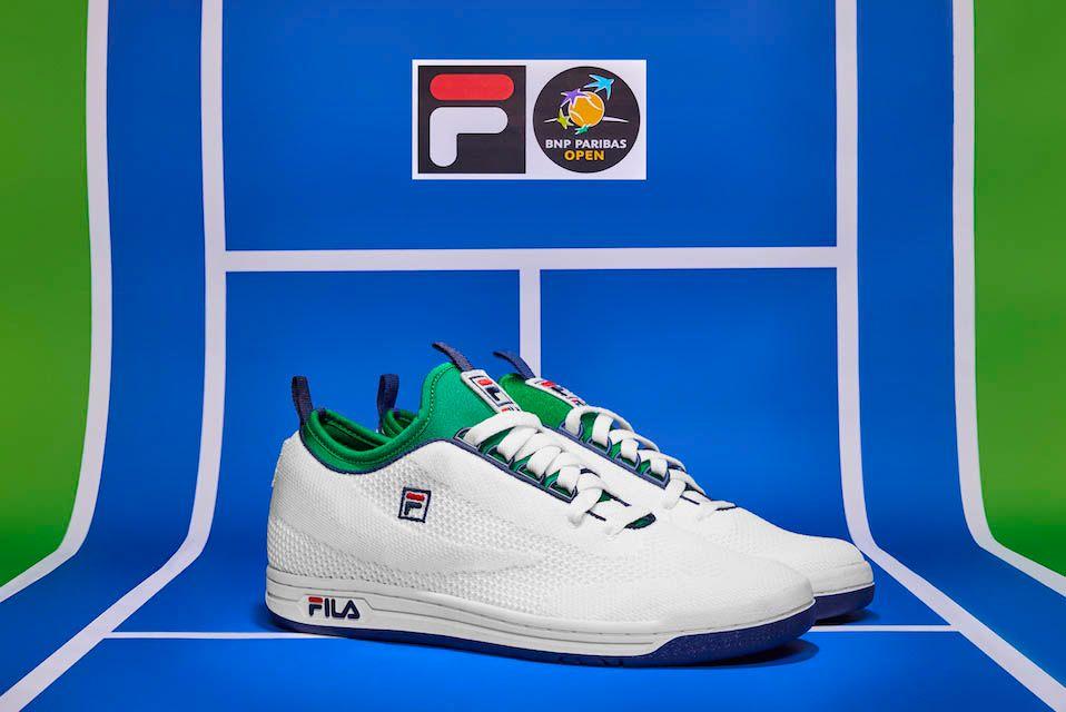 Fila Bnp Paribas Open Capsule 04 Sneaker Freaker