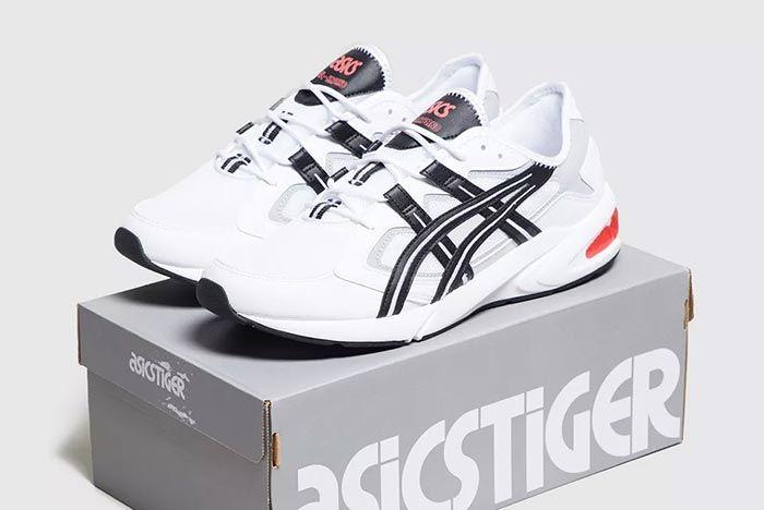 Asics Kayano 5 1 White Black Box