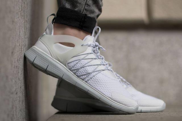 Nike Free Veritous White 3