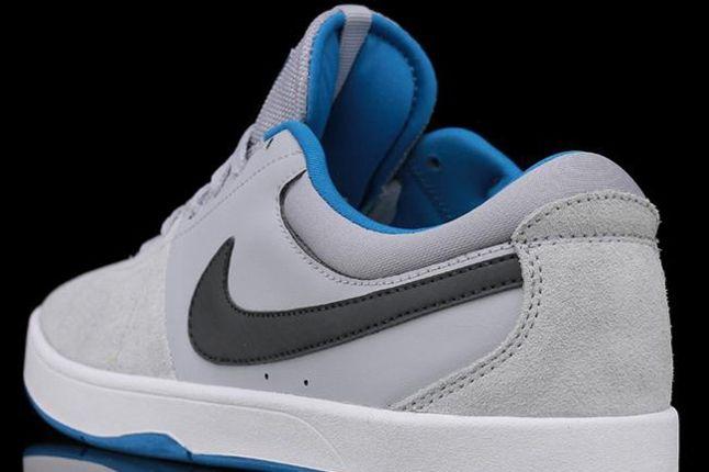 Nike Sb Rabona Wolf Grey Anthracite Swoosh 1