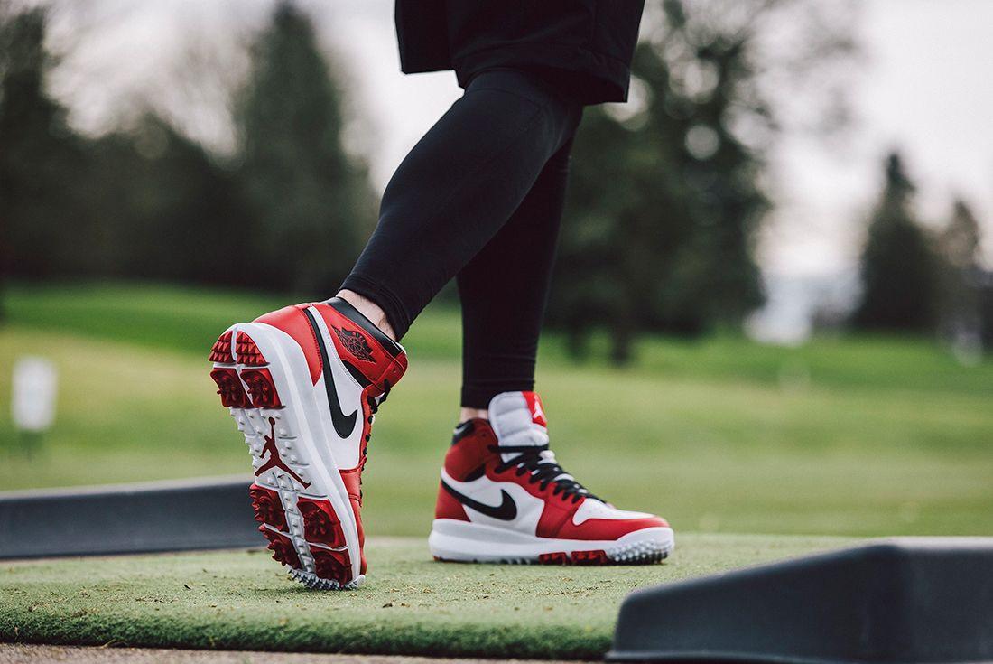 Air Jordan 1 Golf Shoe15