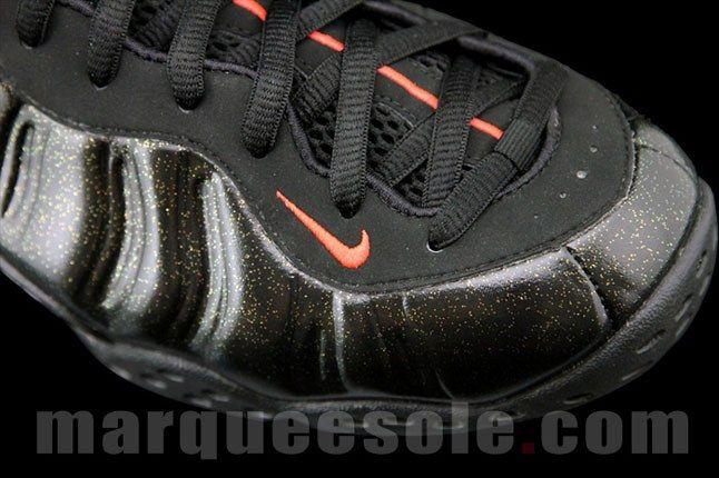 Nike Foamposite Black 6 1