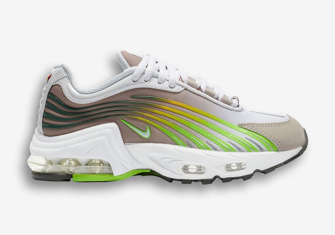 The Nike Air Max Plus 2 is a Blast from the Past - Sneaker Freaker
