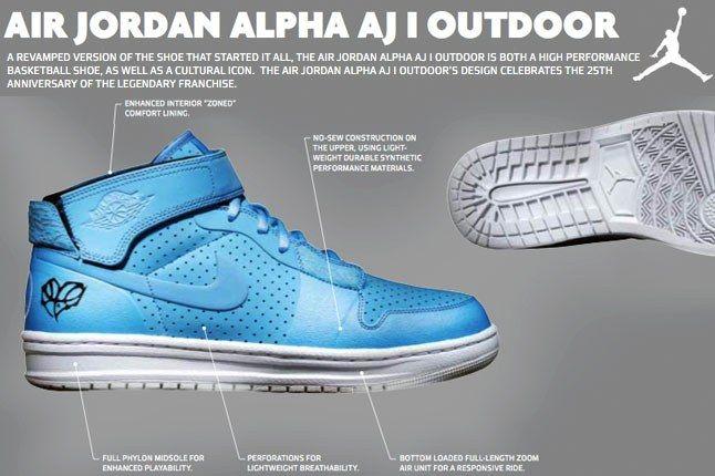 Wbf Air Jordan Alpha 1 Aj Outdoor 5 2
