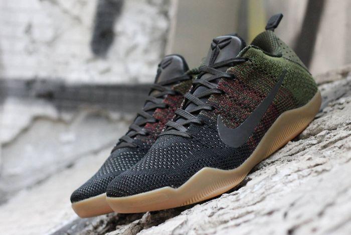 Nike Kobe 11 4 Kb Green Gum