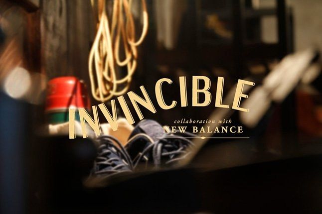 New Balance Invincible 1400 Brogue 6 1
