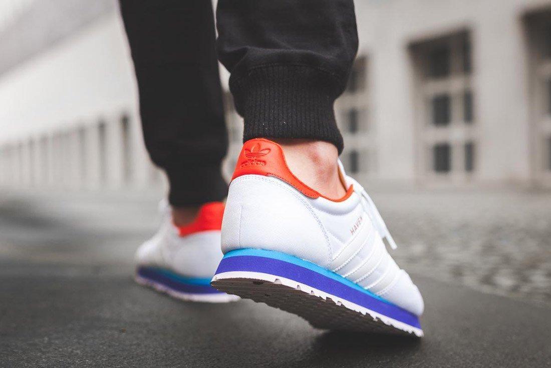 Adidas Haven White 2