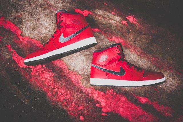 Air Jordan 1 High Og Red Olive 1