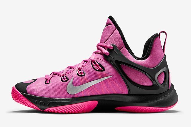 Kay Yow Nike Hyperrev 2015 Think Pink 4