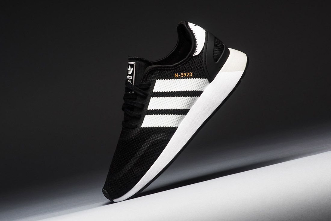 Adidas N 5923 Black White Gold Cq2337 Sneaker Freaker 6