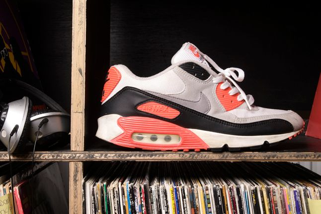 Nike Air Max 90 Infrared 1