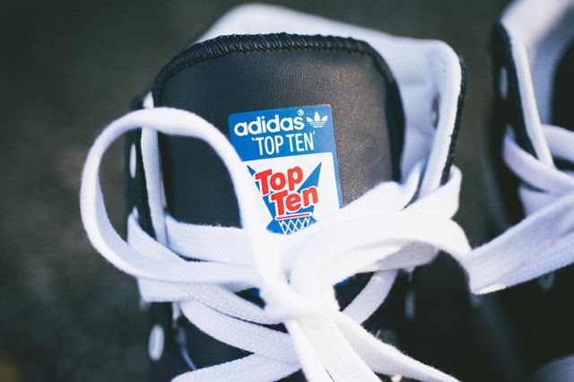 Adidas Top Ten Hi East Vs West Pack 4