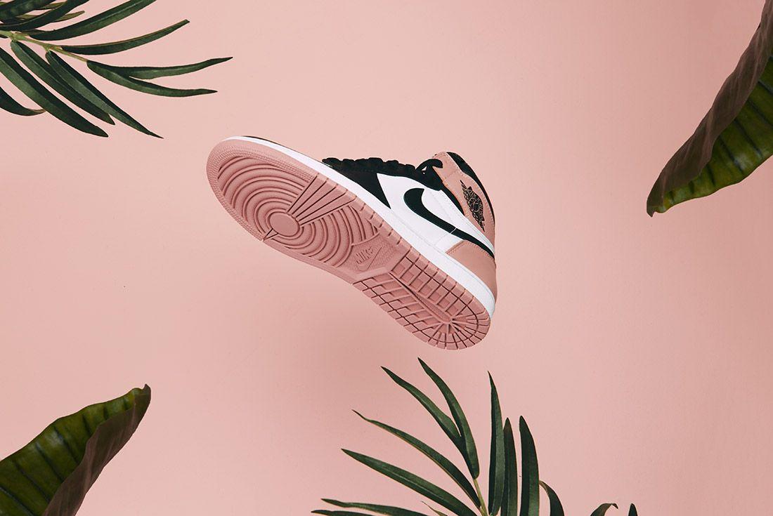 Social Status X Air Jrodan 1 Igloo Rust Pink Sneaker Freaker 1
