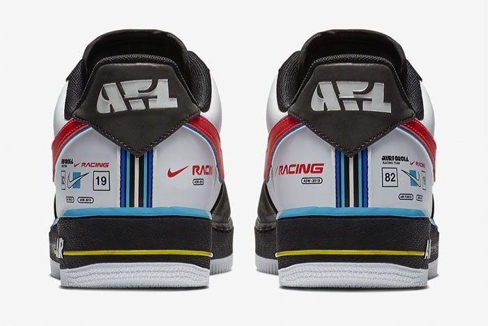 Nike Air Force 1 Racing All Star 6