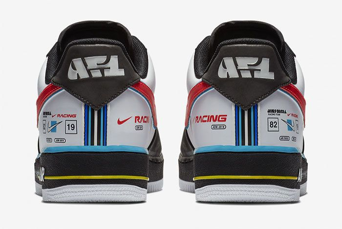 Nike Air Force 1 Racing All Star 6