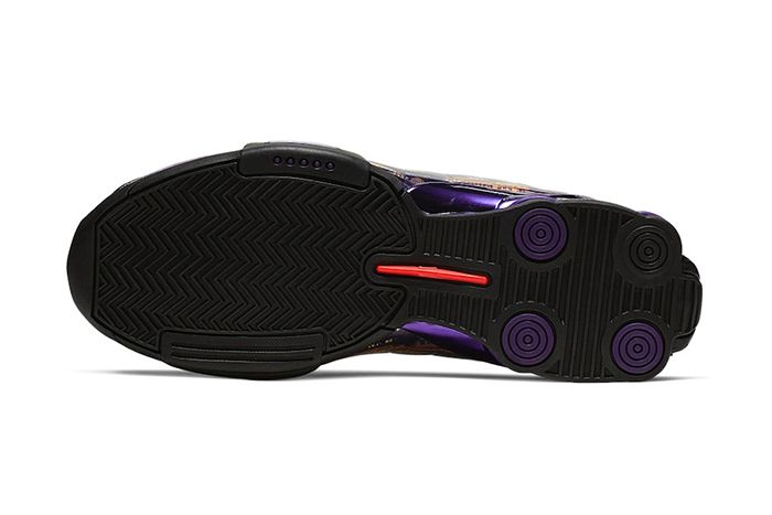 Nike Shox Bb4 China Hoop Dreams Release Date Outsole