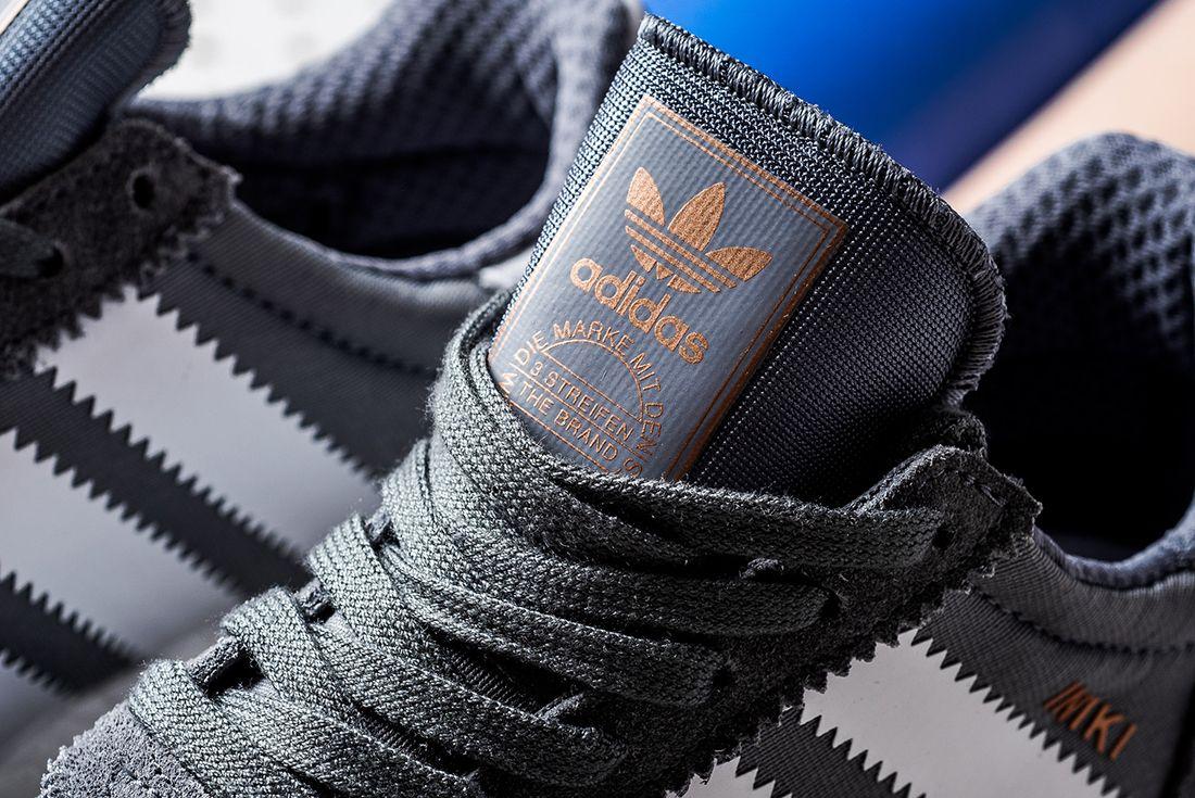 Adidas Iniki Runner Boost Grey White3