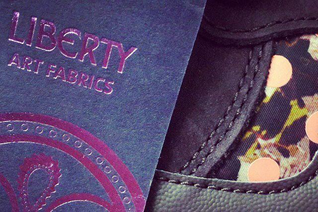 Liberty Nike Af1 High 2